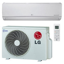 LG 18000 BTU High Efficiency Ductless Mini Split LS180HEV - d-airconditioning
