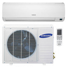 Samsung Novus 9000 BTU 20 SEER High Efficiency Ductless Mini Split - d-airconditioning