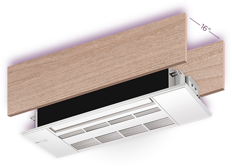 Mitsubishi MLZ-KP09NA CEILING-CASSETTE - d-airconditioning