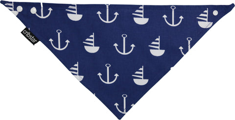 Anchors and Boats Bib