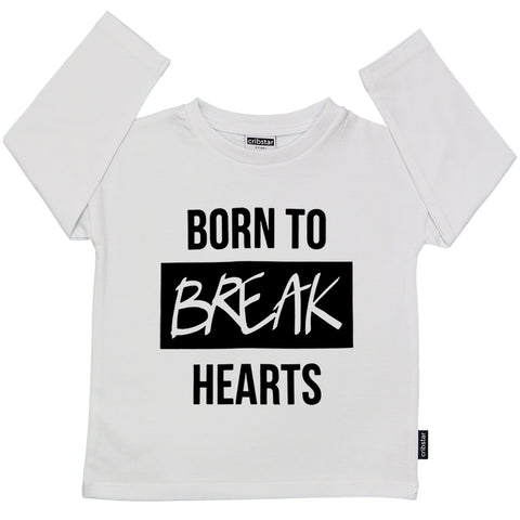 Born To Break Hearts Long Sleeve Top - 2019 version
