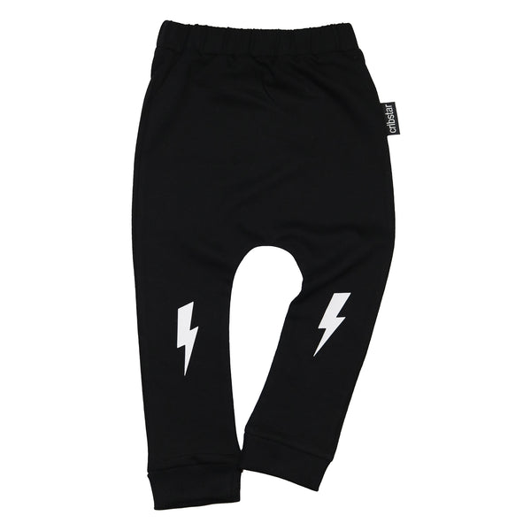 Lightning Bolt Harem Leggings