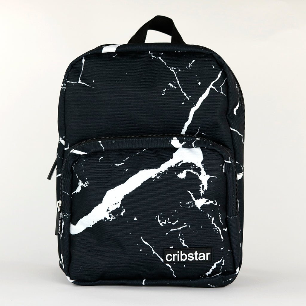 Cracks Print Kids Backpack