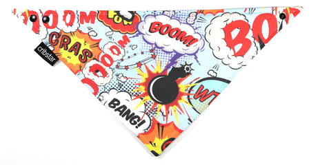 Crash Bang Boom Bib