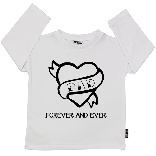 DAD Forever and Ever Long Sleeve Top