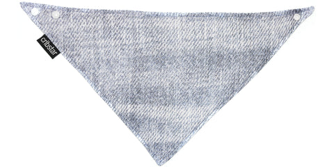Denim Effect Bib