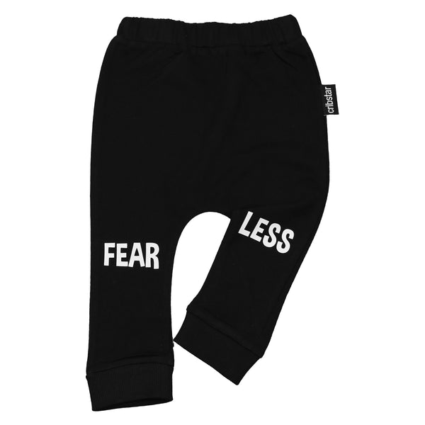 FEAR LESS Harem Leggings