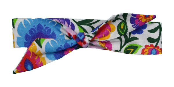 Flower Burst Headband