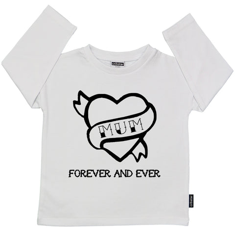 MUM Forever and Ever Long Sleeve Top - 2019 version