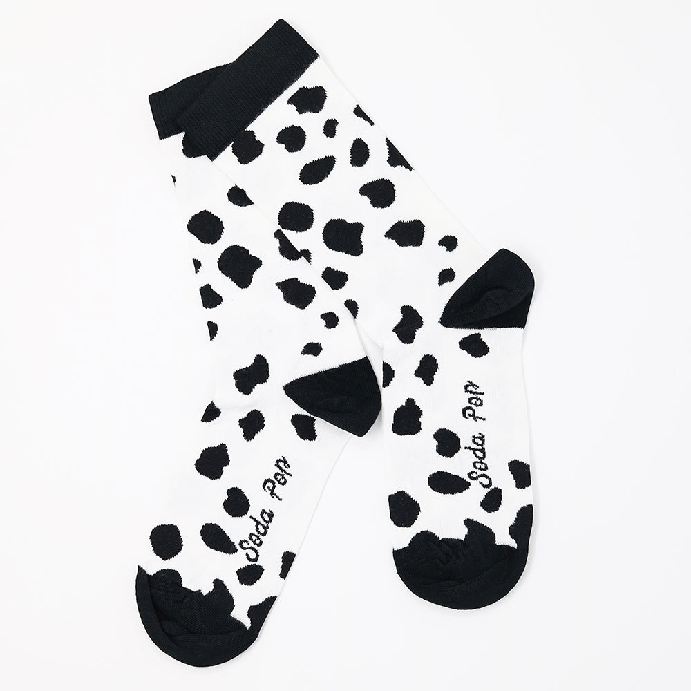 2e783d090a678 Mono Cow Women's Socks – cribstar