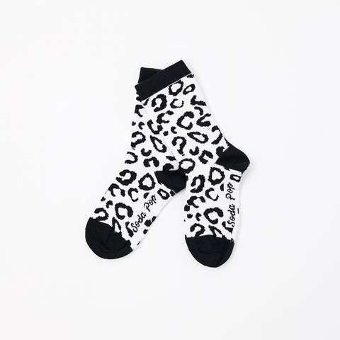 Mono Leopard Kids Socks
