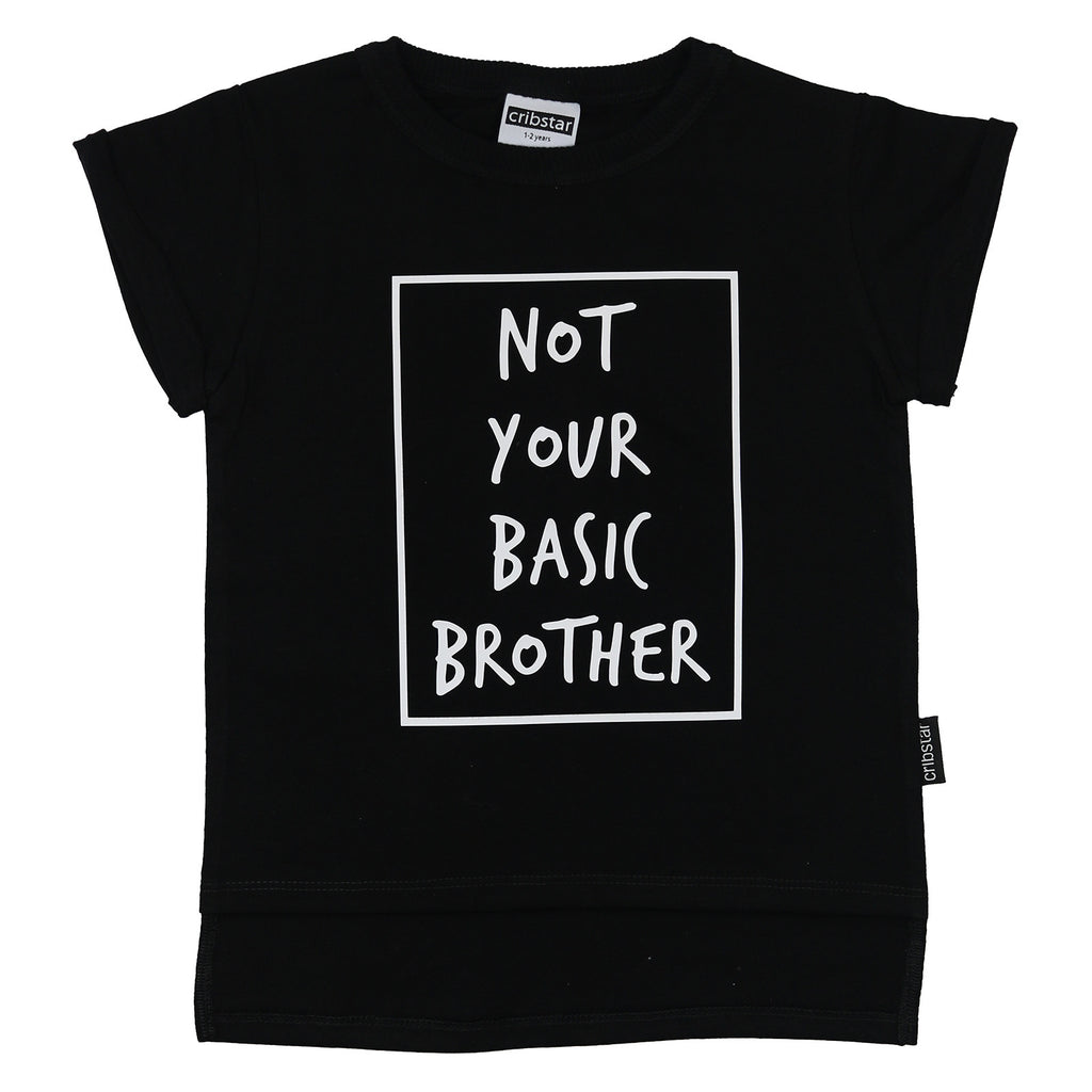 Not Your Basic Brother T-Shirt