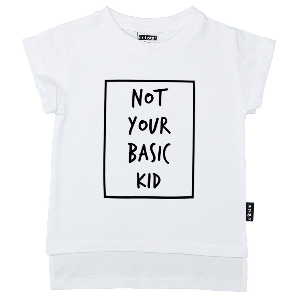 NOT YOUR BASIC KID T-Shirt