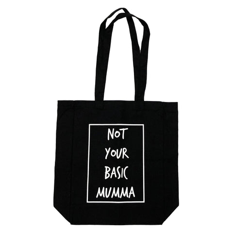 Not Your Basic Mumma Tote Bag