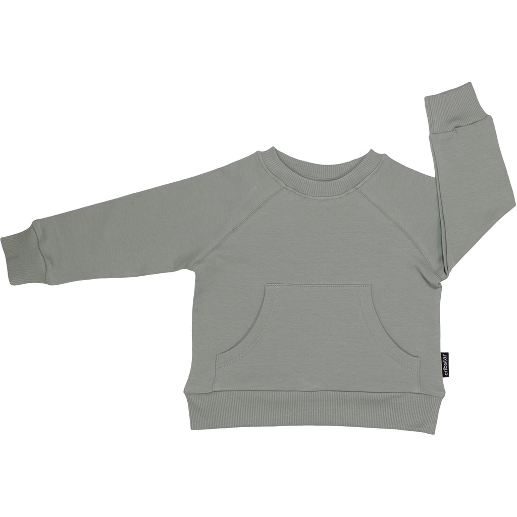 Eucalyptus Pocket Sweatshirt