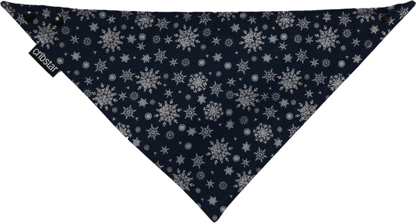 Snow Navy Bib