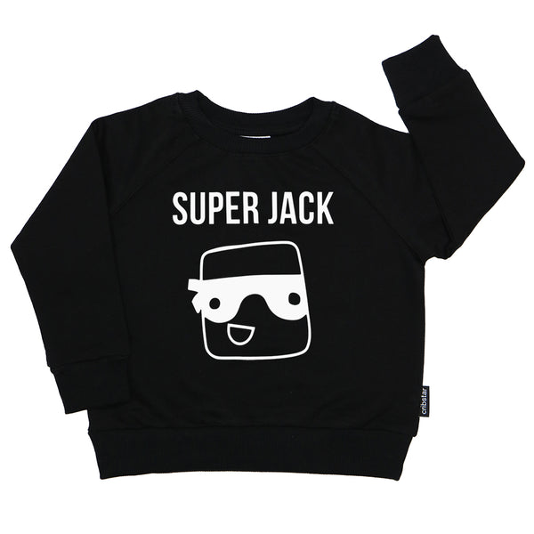 Personalised Super Name Sweatshirt