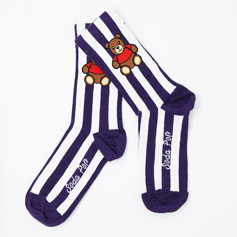 Teddy Bear Women's Socks