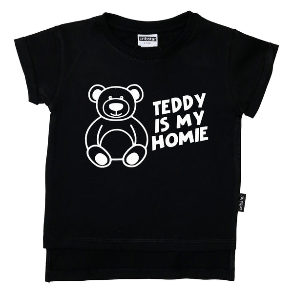 Teddy Is My Homie T-Shirt