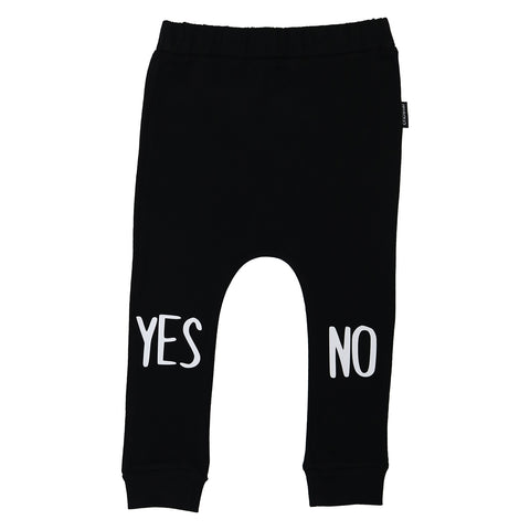 YES - NO Harem Leggings