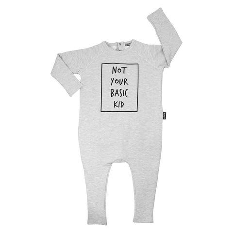 54d5cc174e46 products nybk long sleeve harem romper melange.jpg. Add to wishlist. Quick  View. Not Your Basic Kid Long Sleeve Harem Romper