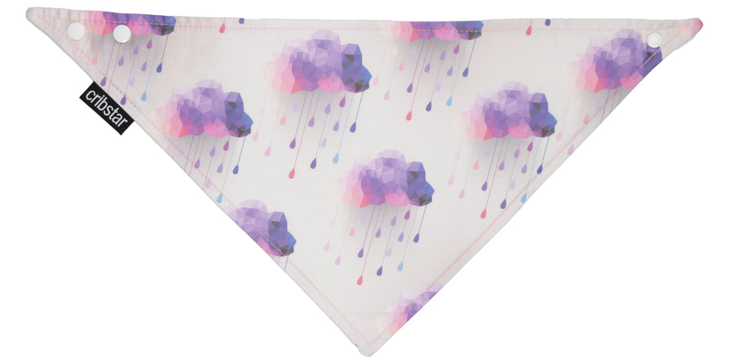 Purple Rain Bib