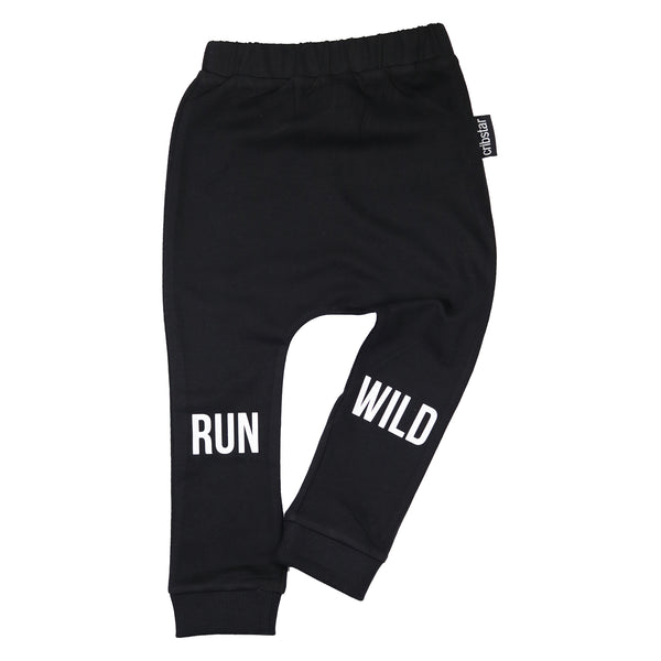RUN WILD Harem Leggings