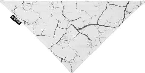 Cracks (White) Bib