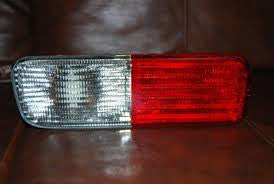 Discovery 2 Face Lift Rear Bumper Light - New