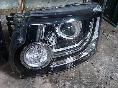 2014 - Current Discovery 4 Facelift SE Headlight (Xenon) - Used