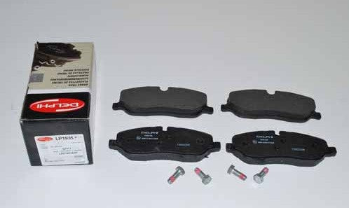 Discovery 3 Front Brake Pads