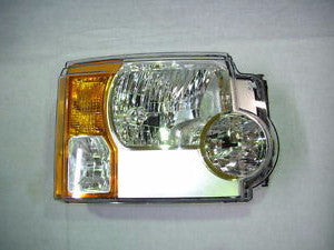 Discovery 3 S Headlight (Halogen) - Used
