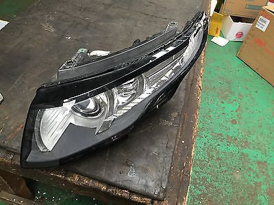 2011 - 2014 Range Rover Evoque Headlight  - Used