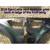 Range Rover Sport Front Fenders up to 2009 - Used