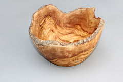 Rustic edges Salad Bowl