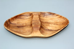 2-compartment Olive dish - Model 01