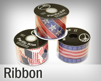 A great selection of Ribbon.