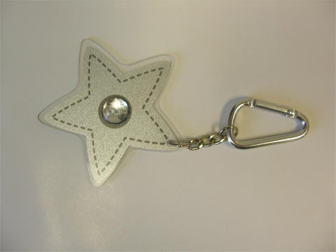 Acrylic Star Keychain (Box of 24)