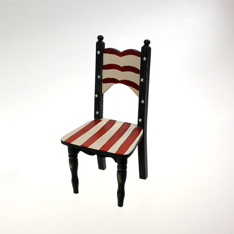 "Americana 10"" Chair ($10.00 retail, $4.00 cost x 6 per case)"