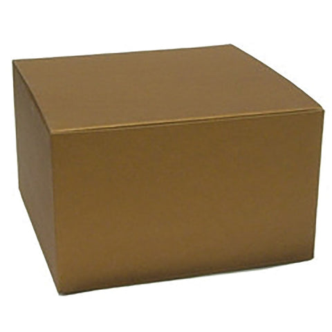 "One Piece Pop-Up Gift Boxes, 9"" x 9"" x 5-1/2"" ($3.99 retail, $2.00 cost x 24 per case)"