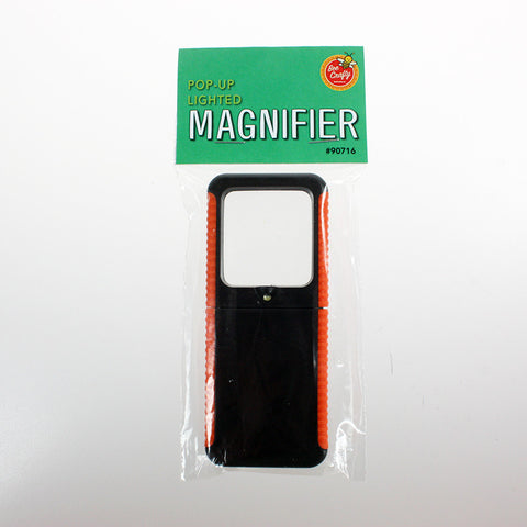 Light Up Magnifying Glasses ($6.99 retail, $3.00 cost x 12 per case)