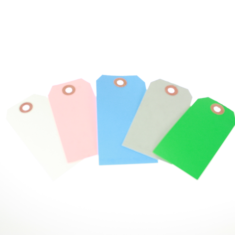 Shipping Tag Assortment (Bulk Case of 2,500)*