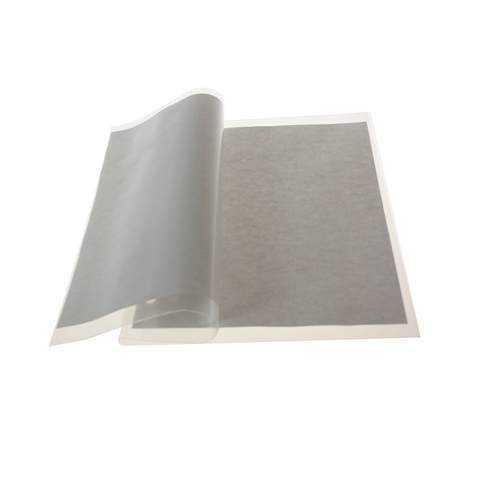 "Clear Poly 4-page sleeve - 12"" x 18"" (Case of 100)"
