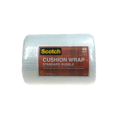 Scotch® Bubble Cushion Wrap 48 Feet