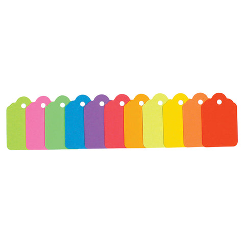 Astrobrights #6 Tags (11 Colors)