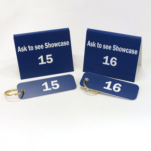 Showcase Key System (Set of 25)