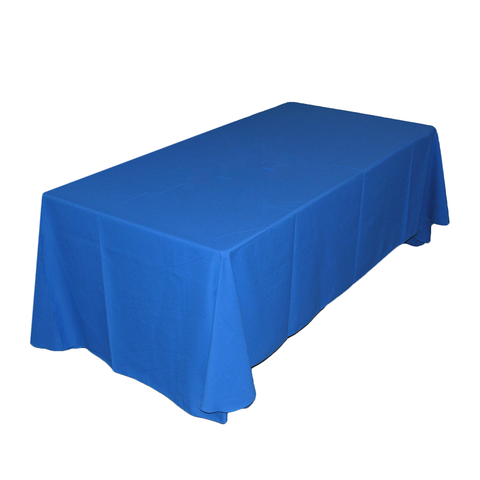 Fabric Table Throws, 6 Foot ($49.00 up retail, $11.25 cost x 4 per case)