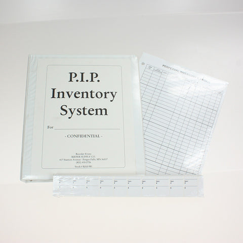 P.I.P. Inventory System Kit