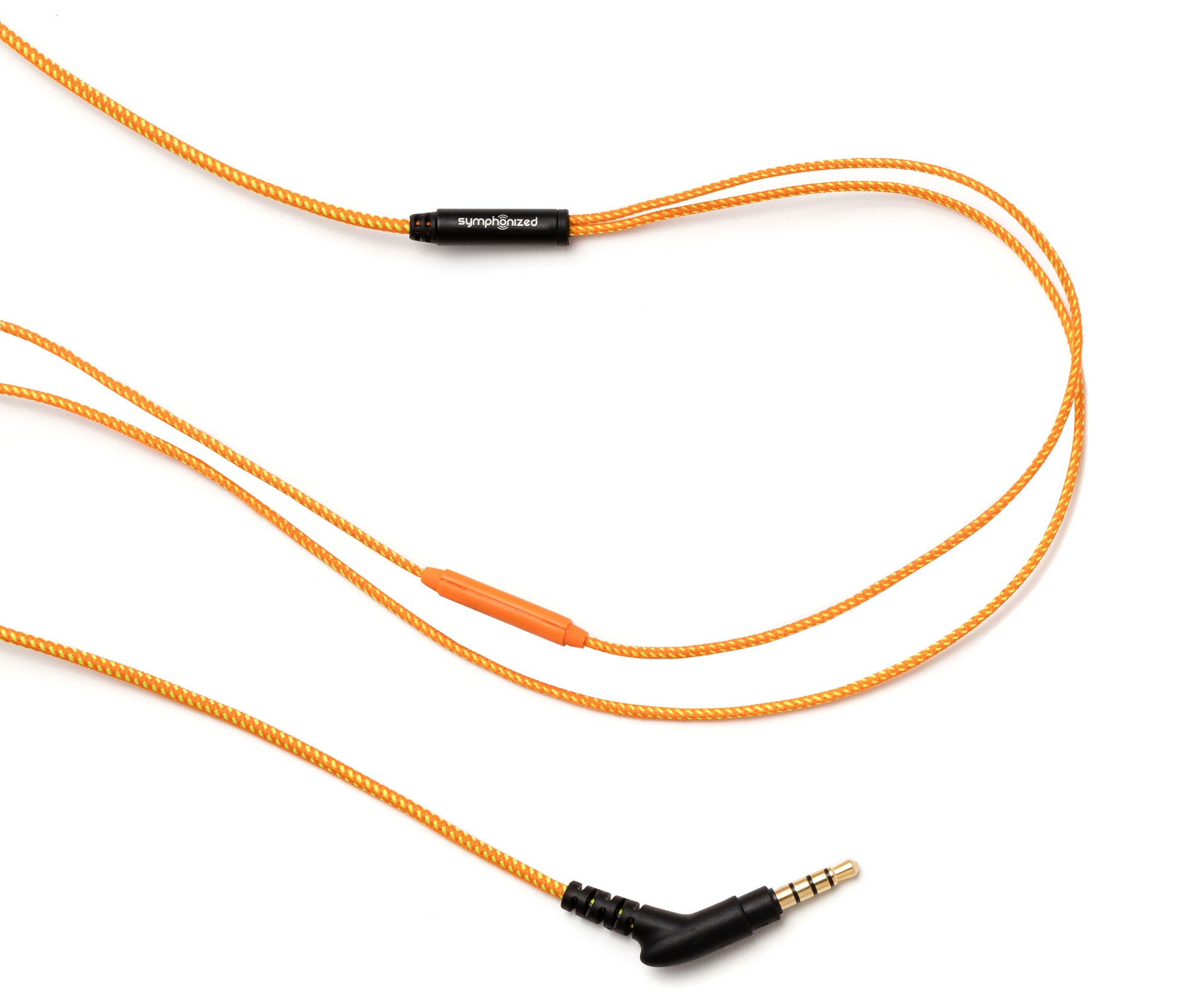 MTRX In-Ear Orange Stripe