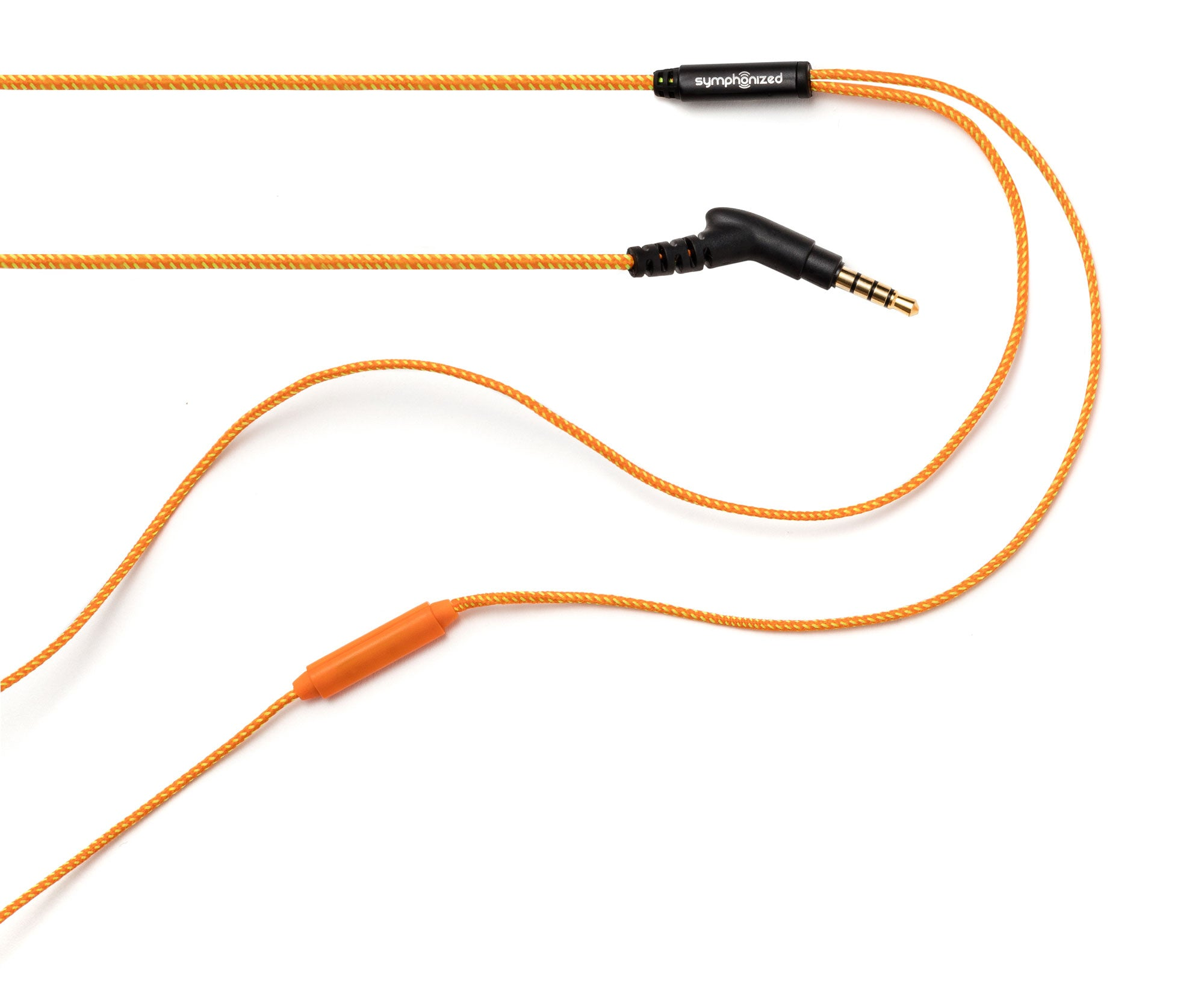 XTC In-Ear Orange Stripe